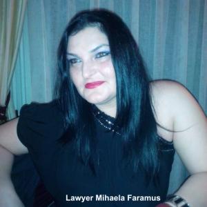 Lawyer Mihaela Faramus