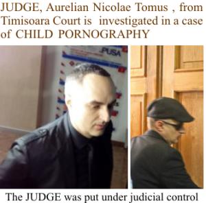 JUDGE, Aurelian Nicolae Tomus
