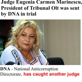 Judge Eugenia Carmen Marinescu